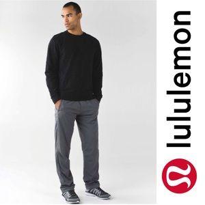 Lululemon Seawall Lined Track Pants Grey